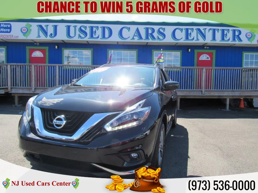 Used 2018 Nissan Murano in Irvington, New Jersey | NJ Used Cars Center. Irvington, New Jersey