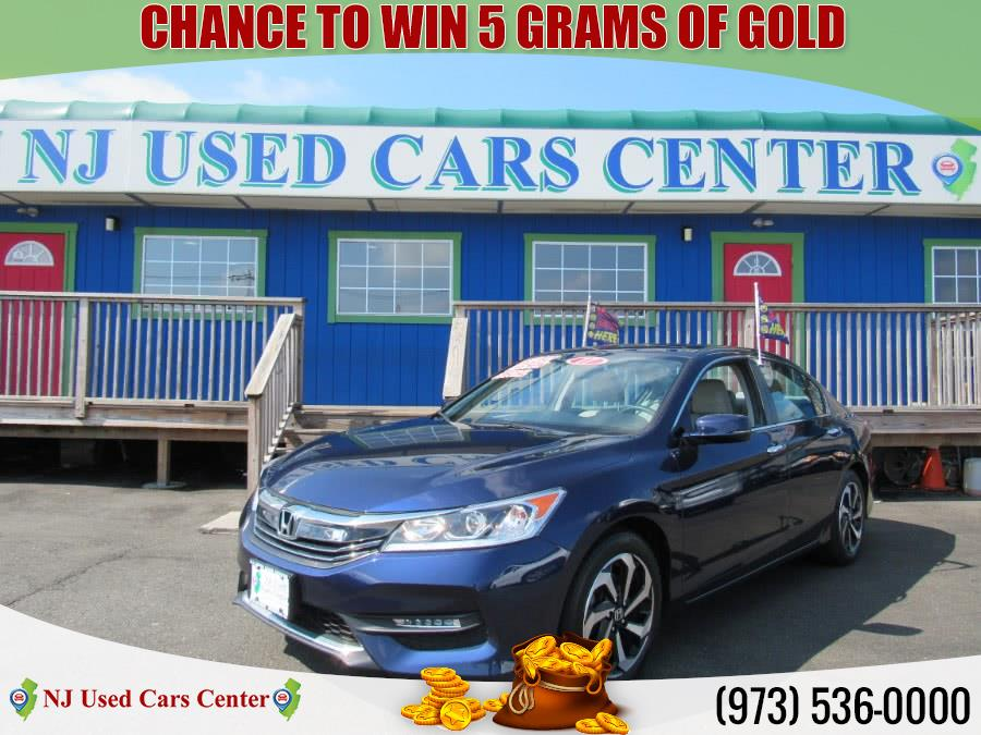 Used 2015 Honda Accord in Irvington, New Jersey | NJ Used Cars Center. Irvington, New Jersey