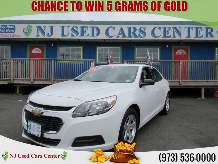 Used 2016 Chevrolet Malibu Limited in Irvington, New Jersey | NJ Used Cars Center. Irvington, New Jersey