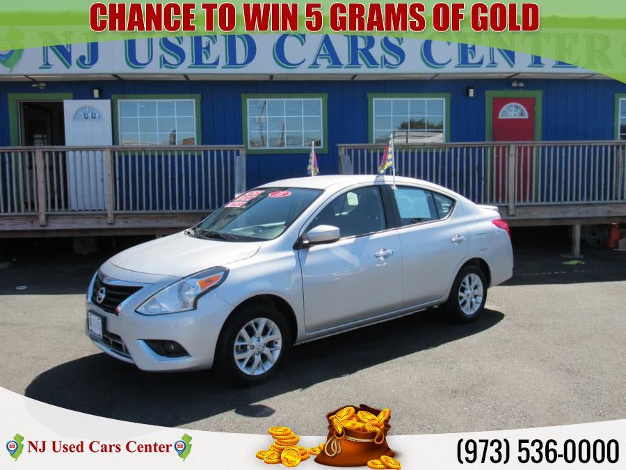 Used 2018 Nissan Versa in Irvington, New Jersey | NJ Used Cars Center. Irvington, New Jersey
