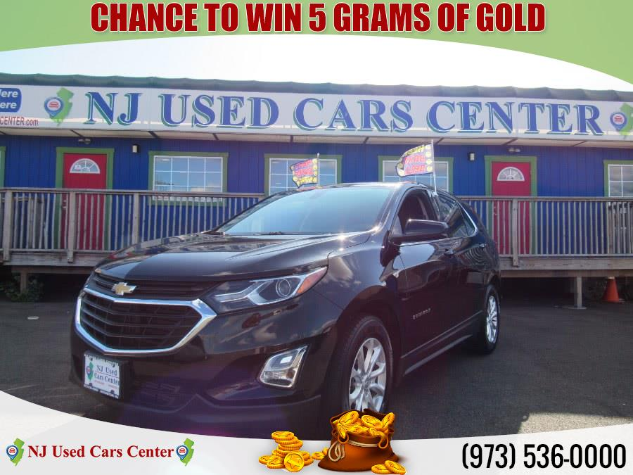 Used 2018 Chevrolet Equinox in Irvington, New Jersey | NJ Used Cars Center. Irvington, New Jersey