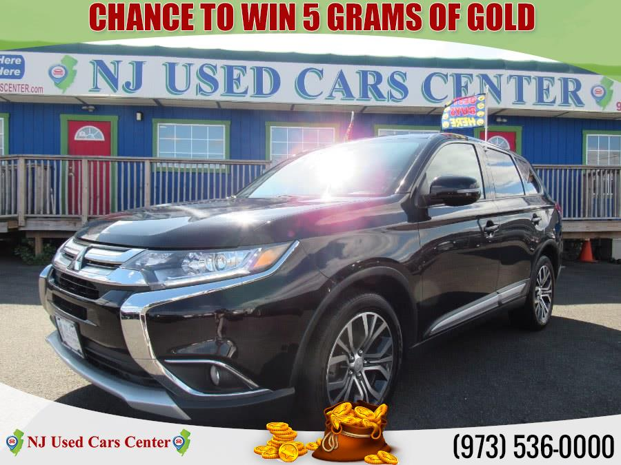 Used 2018 Mitsubishi Outlander in Irvington, New Jersey | NJ Used Cars Center. Irvington, New Jersey