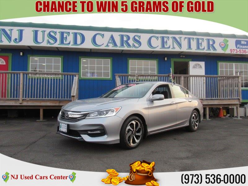 Used 2017 Honda Accord in Irvington, New Jersey | NJ Used Cars Center. Irvington, New Jersey