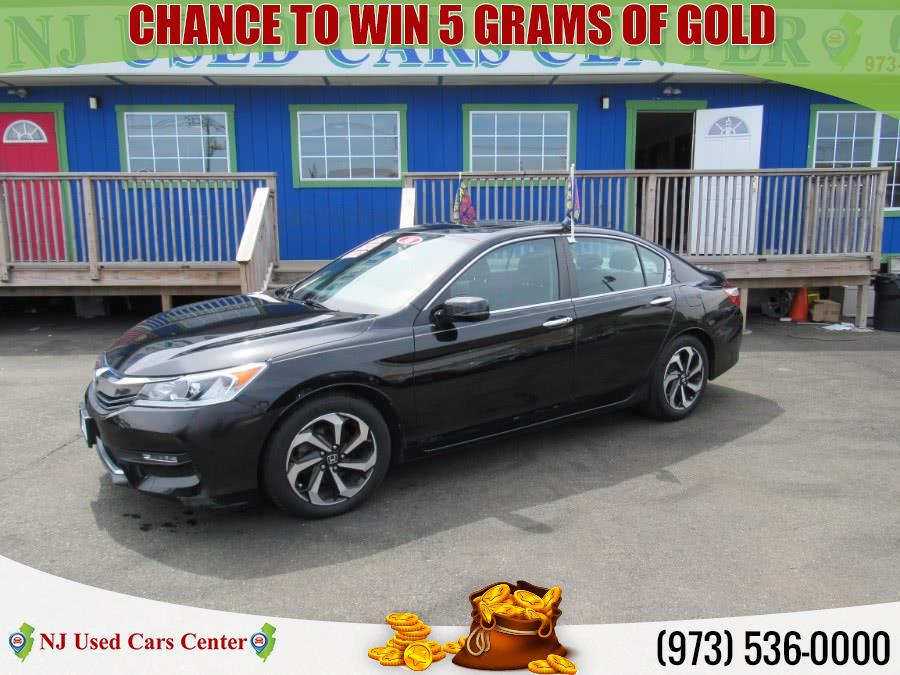Used 2016 Honda Accord in Irvington, New Jersey | NJ Used Cars Center. Irvington, New Jersey