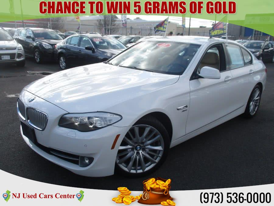 Used 2011 BMW 5 Series in Irvington, New Jersey | NJ Used Cars Center. Irvington, New Jersey