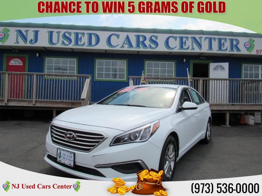 Used 2016 Hyundai Sonata in Irvington, New Jersey | NJ Used Cars Center. Irvington, New Jersey