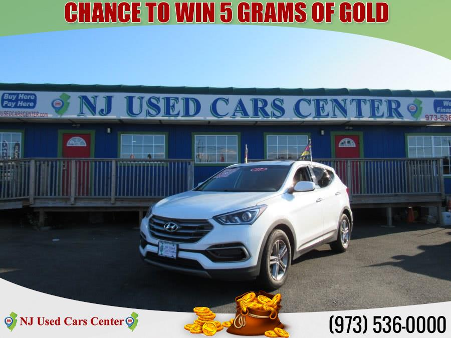 Used 2017 Hyundai Santa Fe Sport in Irvington, New Jersey | NJ Used Cars Center. Irvington, New Jersey
