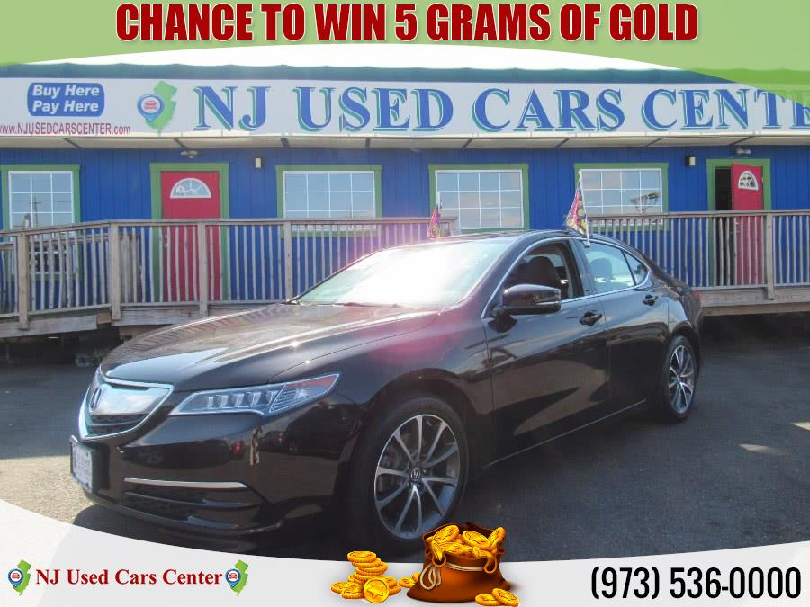 Used 2016 Acura TLX in Irvington, New Jersey | NJ Used Cars Center. Irvington, New Jersey