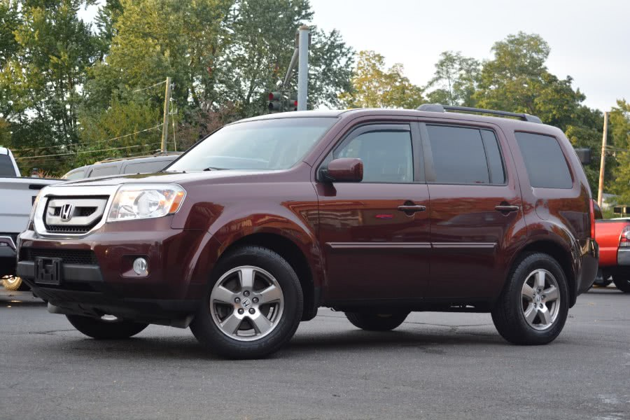 Used 2011 Honda Pilot in ENFIELD, Connecticut | Longmeadow Motor Cars. ENFIELD, Connecticut