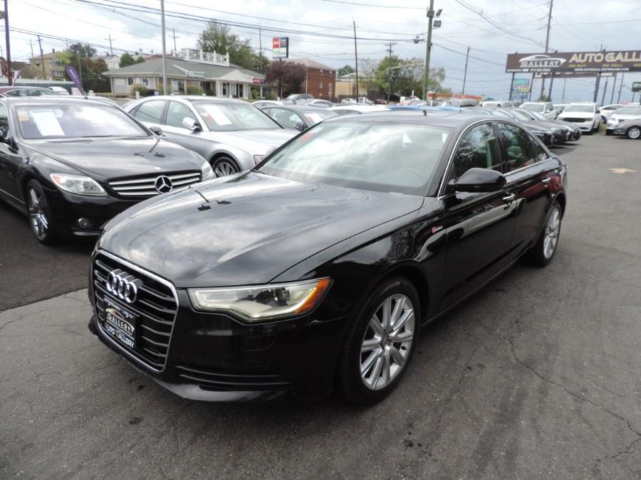 2013 Audi A6 4dr Sdn quattro 3.0T Premium Plus, available for sale in Lodi, New Jersey | Auto Gallery. Lodi, New Jersey