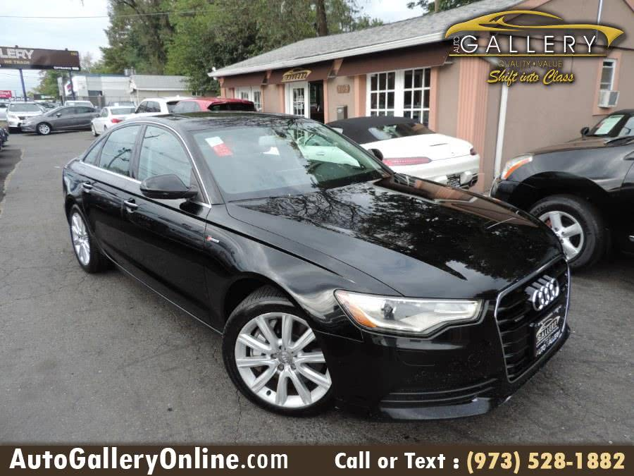Used 2013 Audi A6 in Lodi, New Jersey | Auto Gallery. Lodi, New Jersey