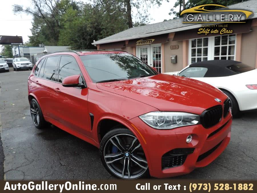 Used 2016 BMW X5 M in Lodi, New Jersey | Auto Gallery. Lodi, New Jersey