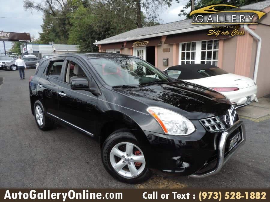 Used Nissan Rogue AWD 4dr S 2013 | Auto Gallery. Lodi, New Jersey