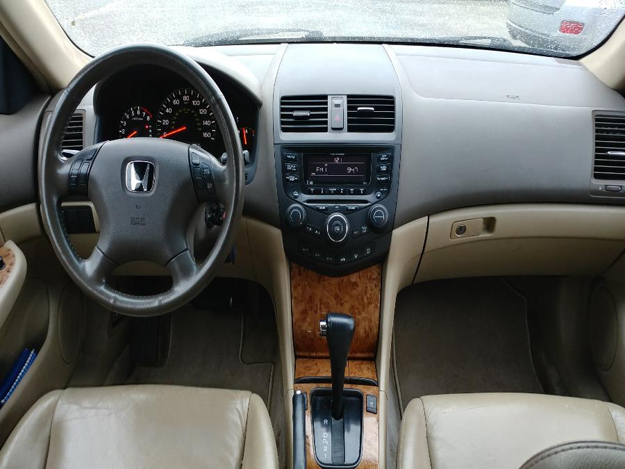 2004 Honda Accord Sdn EX Auto w/Leather/XM, available for sale in Chicopee, Massachusetts | Matts Auto Mall LLC. Chicopee, Massachusetts