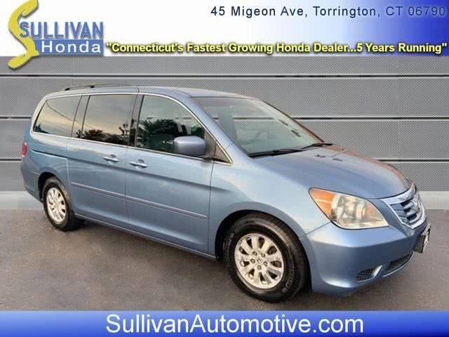 Used Honda Odyssey EX-L 2008 | Sullivan Automotive Group. Avon, Connecticut