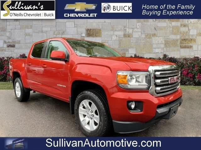 Used 2016 GMC Canyon in Avon, Connecticut | Sullivan Automotive Group. Avon, Connecticut