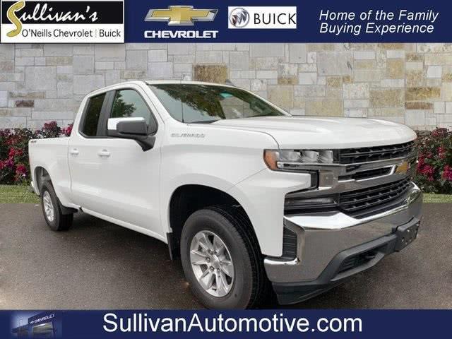 Used Chevrolet Silverado 1500 LT 2019 | Sullivan Automotive Group. Avon, Connecticut
