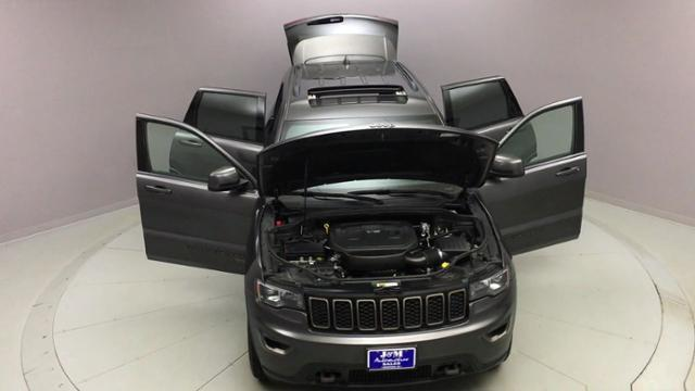 2016 Jeep Grand Cherokee 4WD 4dr 75th Anniversary, available for sale in Naugatuck, Connecticut | J&M Automotive Sls&Svc LLC. Naugatuck, Connecticut