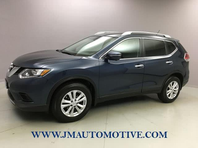 Used 2016 Nissan Rogue in Naugatuck, Connecticut | J&M Automotive Sls&Svc LLC. Naugatuck, Connecticut