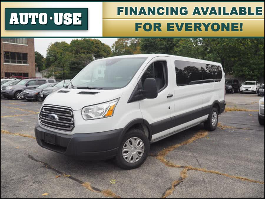 Used 2016 Ford Transit Passenger in Andover, Massachusetts | Autouse. Andover, Massachusetts