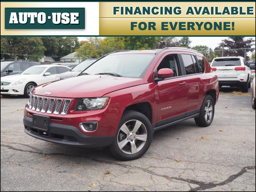 Used 2016 Jeep Compass in Andover, Massachusetts | Autouse. Andover, Massachusetts