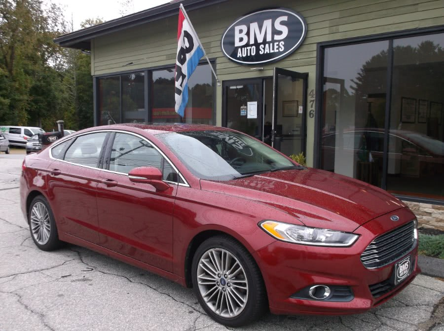 Used 2013 Ford Fusion in Brooklyn, Connecticut | Brooklyn Motor Sports Inc. Brooklyn, Connecticut