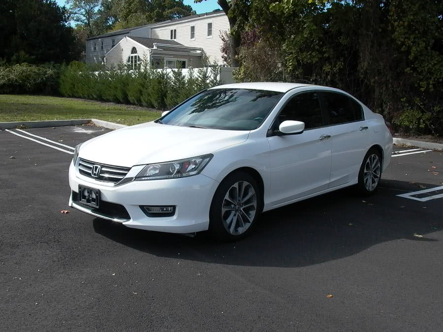 Used Honda Accord Sdn 4dr I4 CVT Sport 2013