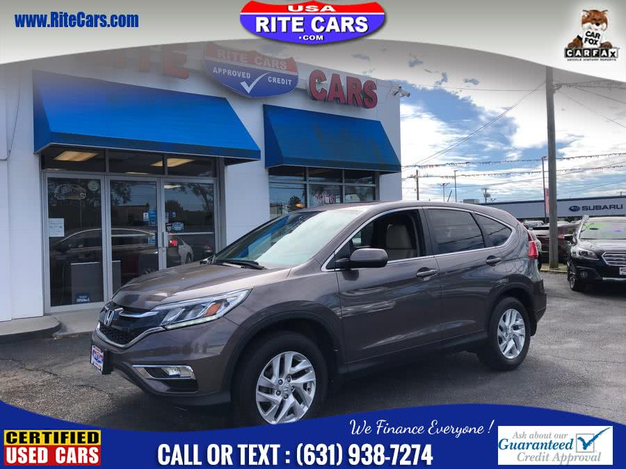Used 2015 Honda CR-V in Lindenhurst, New York | Rite Cars, Inc. Lindenhurst, New York