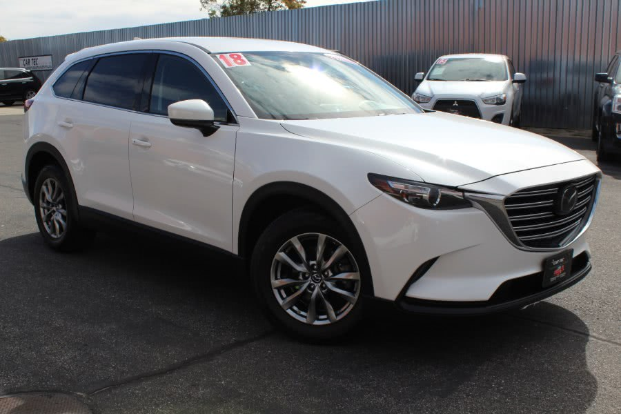 Used 2018 Mazda CX-9 in Deer Park, New York | Car Tec Enterprise Leasing & Sales LLC. Deer Park, New York