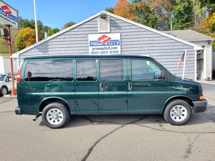 Used 2014 Chevrolet Express Passenger in Thomaston, Connecticut