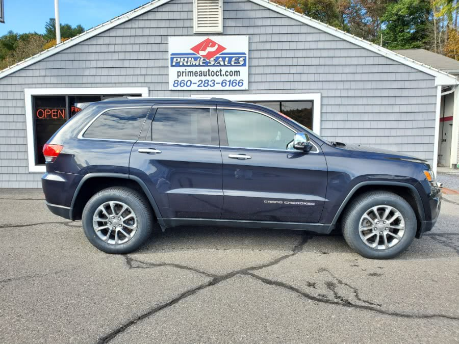 Used Jeep Grand Cherokee 4WD 4dr Limited 2014