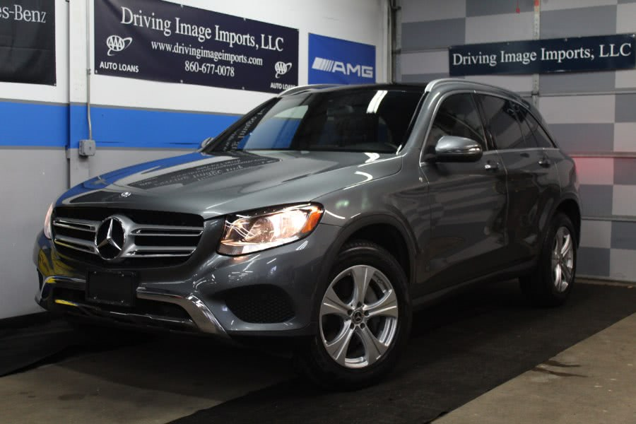 Used 2017 Mercedes-Benz GLC in Farmington, Connecticut | Driving Image Imports LLC. Farmington, Connecticut