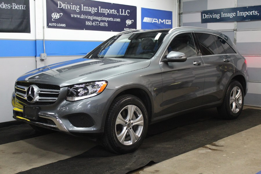 Used Mercedes-Benz GLC GLC 300 4MATIC SUV 2017 | Driving Image Imports LLC. Farmington, Connecticut
