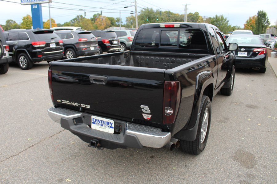 2011 Chevrolet Colorado 4WD Ext Cab 125.9