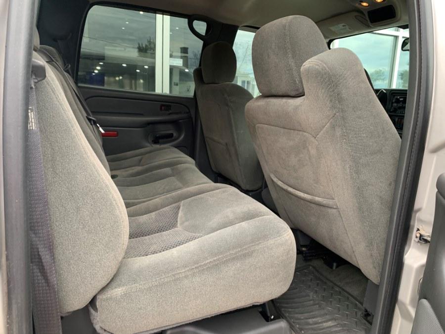 "Used Chevrolet Silverado 1500 Crew Cab Crew Cab 143.5"" WB 4WD Z71 2004   Chris's Auto Clinic. Plainville, Connecticut"