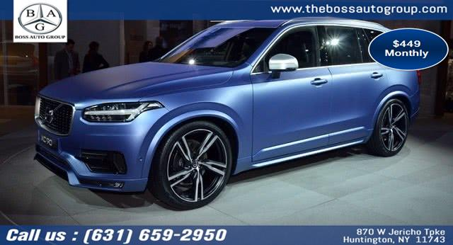 2020 Volvo XC90 T5 AWD 5-Passenger Momentum, available for sale in Huntington, NY