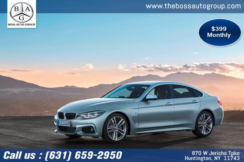New 2020 BMW 4 Series in Huntington, New York | The Boss Auto Group . Huntington, New York