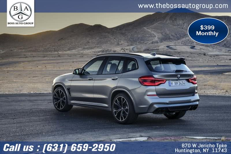 New 2020 BMW X3 M in Huntington, New York | The Boss Auto Group . Huntington, New York
