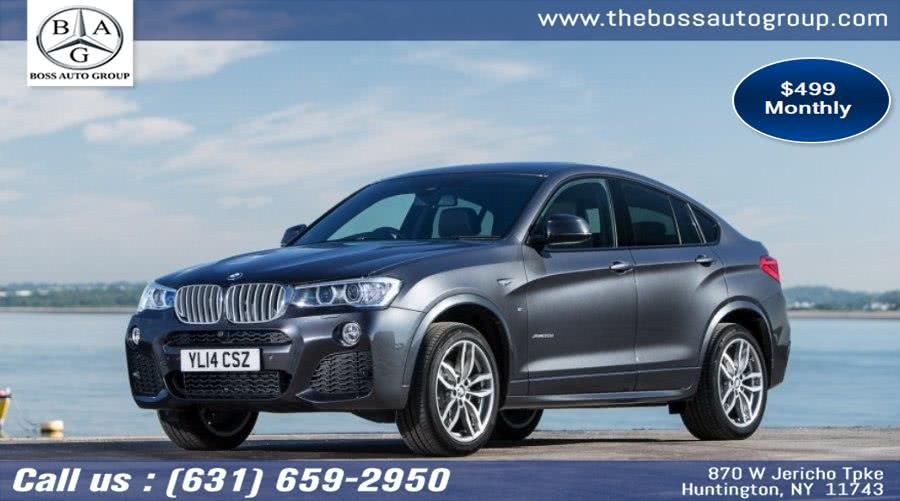 Used 2020 BMW X4 in Huntington, New York | The Boss Auto Group . Huntington, New York