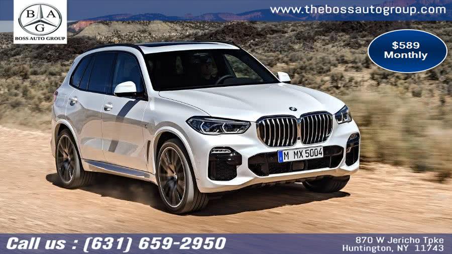 Used BMW X5 xDrive40i Sports Activity Vehicle 2020 | The Boss Auto Group . Huntington, New York