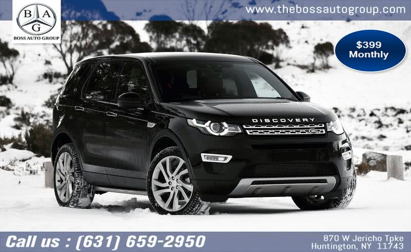 2020 Land Rover Discovery Sport HSE 4WD, available for sale in Huntington, New York | The Boss Auto Group . Huntington, New York