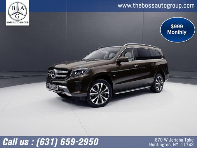 New 2020 Mercedes-Benz GLS in Huntington, New York | The Boss Auto Group . Huntington, New York
