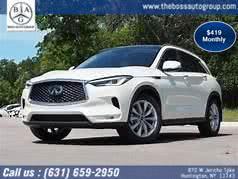 New 2020 INFINITI QX50 in Huntington, New York | The Boss Auto Group . Huntington, New York
