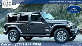 New 2019 Jeep Wrangler Unlimited in Huntington, New York | The Boss Auto Group . Huntington, New York
