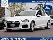New 2019 Audi A5 in Huntington, New York | The Boss Auto Group . Huntington, New York