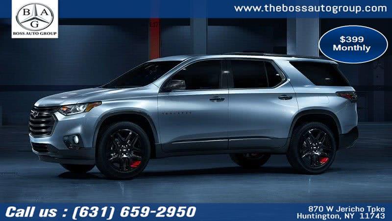 New 2019 Chevrolet Traverse in Huntington, New York | The Boss Auto Group . Huntington, New York
