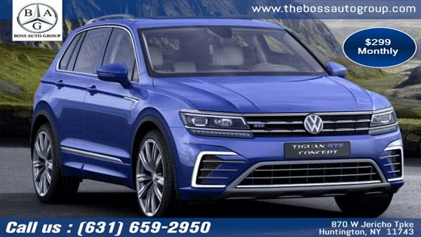 Used Volkswagen Tiguan 4WD 4dr Auto S 2020 | The Boss Auto Group . Huntington, New York