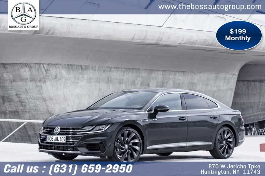 Used Volkswagen Passat 4dr Sdn 2.5L Auto S PZEV 2020 | The Boss Auto Group . Huntington, New York