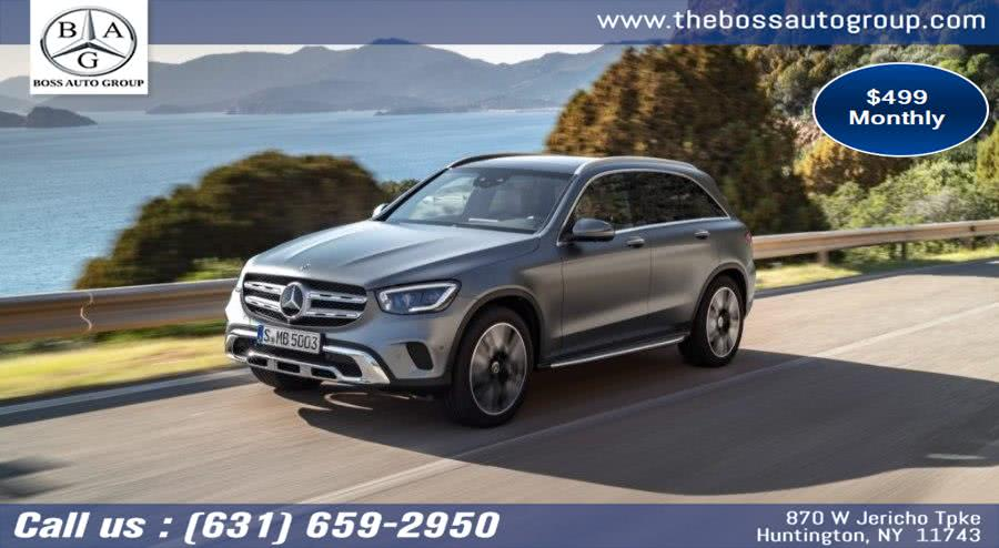 2020 Mercedes-Benz GLC-Class 4MATIC 4dr GLC, available for sale in Huntington, New York | The Boss Auto Group . Huntington, New York