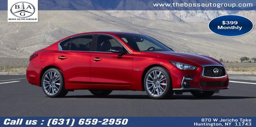 New 2020 Infiniti Q50 in Huntington, New York | The Boss Auto Group . Huntington, New York
